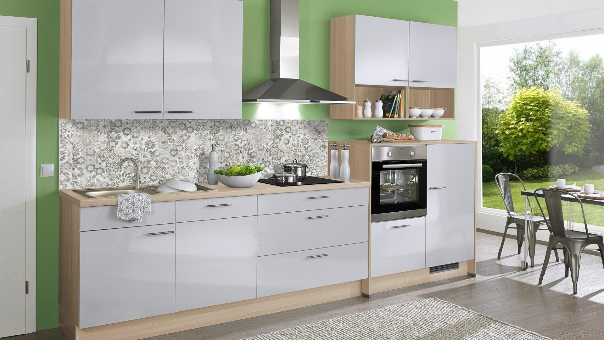 Pino 17: Die Küche als Glanzstück Ihres Zuhauses – SEGMÜLLER