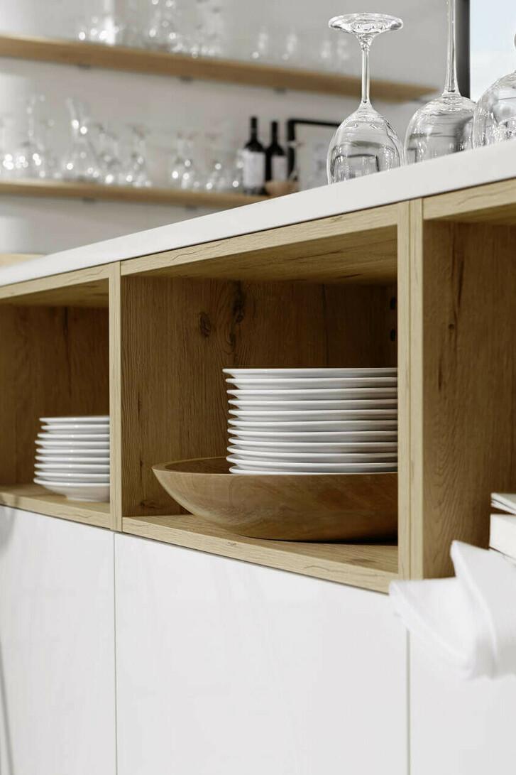 Nolte Lux Moderne Kuche Mit Viel Stauraum Segmueller De