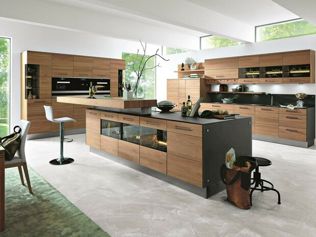 Holzküchen: rustikal & natürlich  segmueller.de