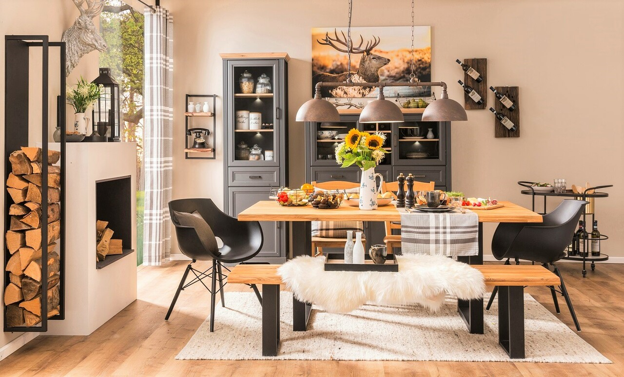 "Shop the Look: ""Farmhouse - Modern Country"""