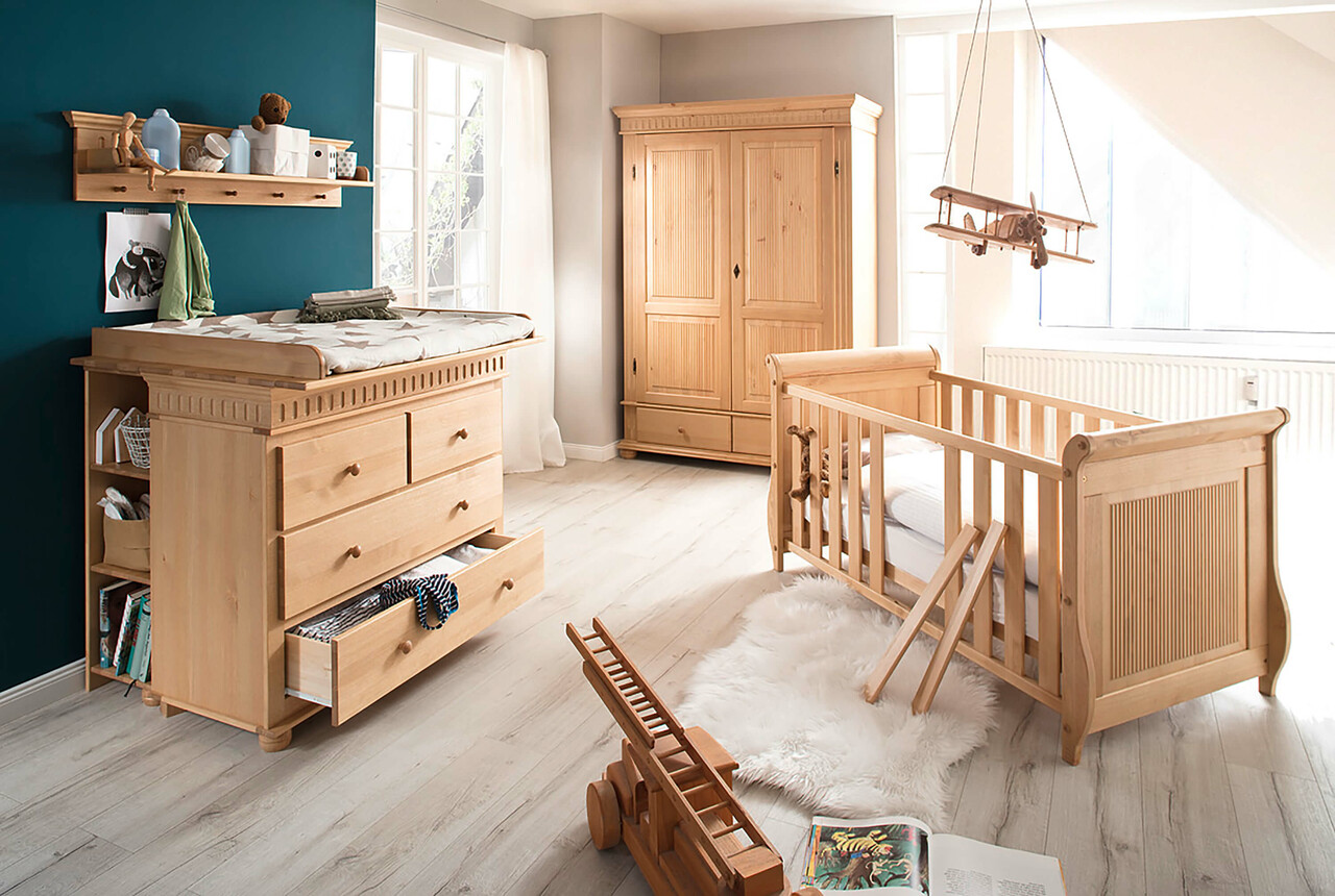 Shop the Look: Babyzimmer Landhaus 1