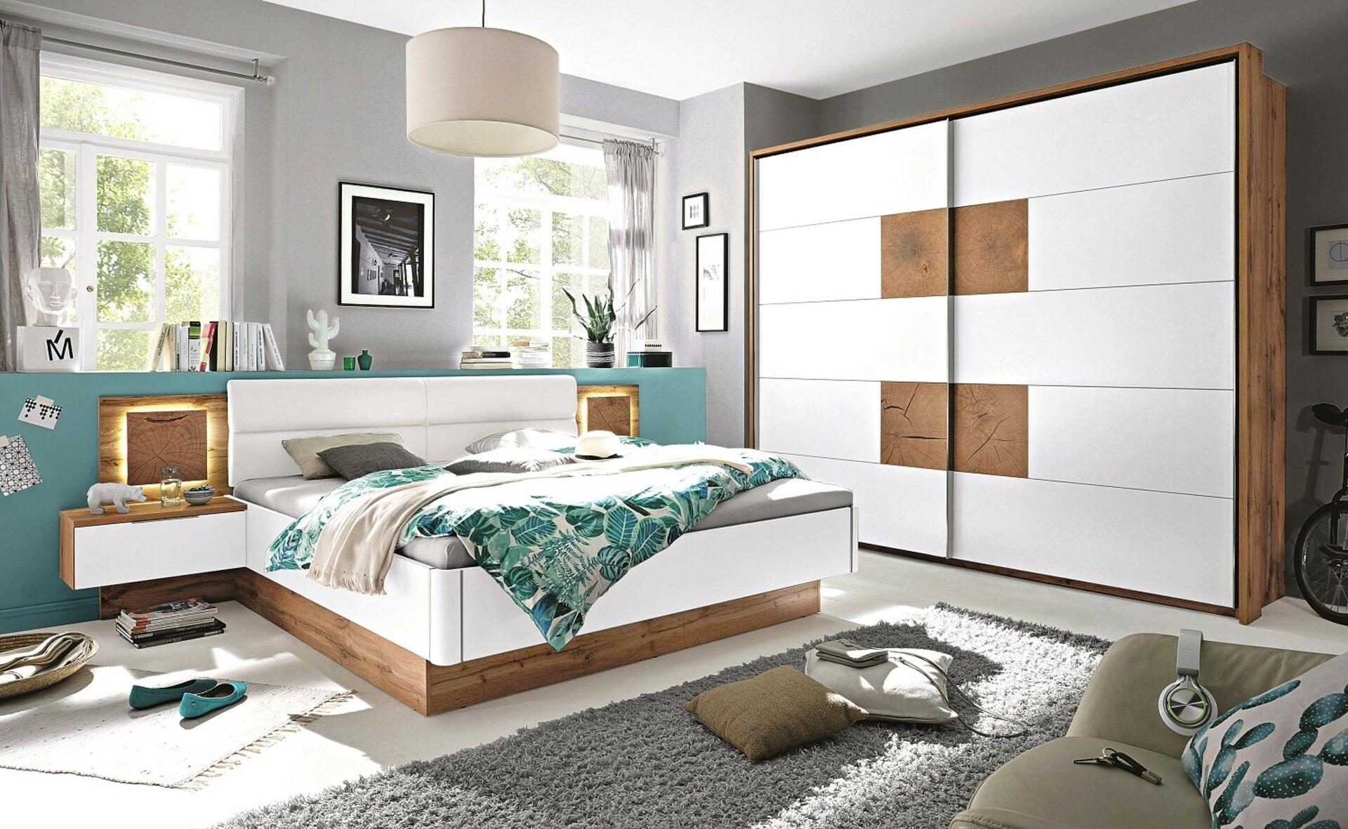Maximal gemütlich: Kleines Schlafzimmer einrichten