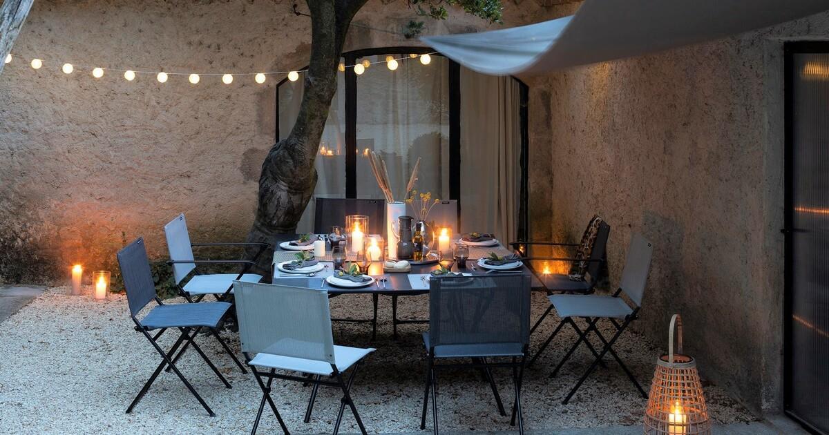 Terrassenbeleuchtung So Gestalten Sie Ihre Terrasse Mit Licht