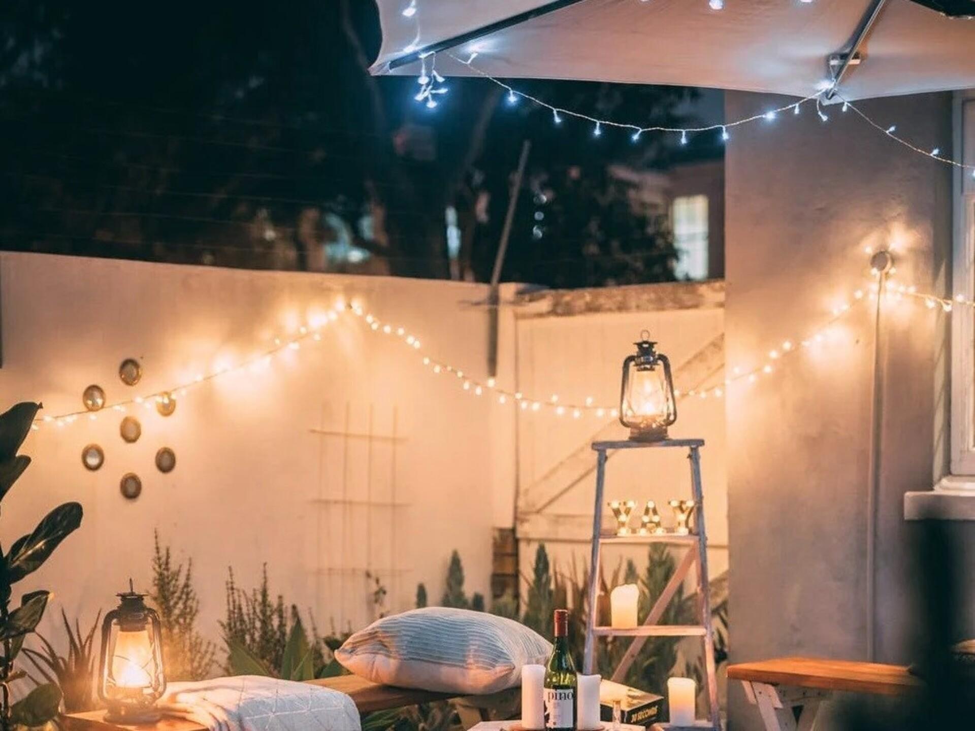 Deko Mit Lichterketten Lassen Sie Ihr Zuhause Glanzen Segmueller De