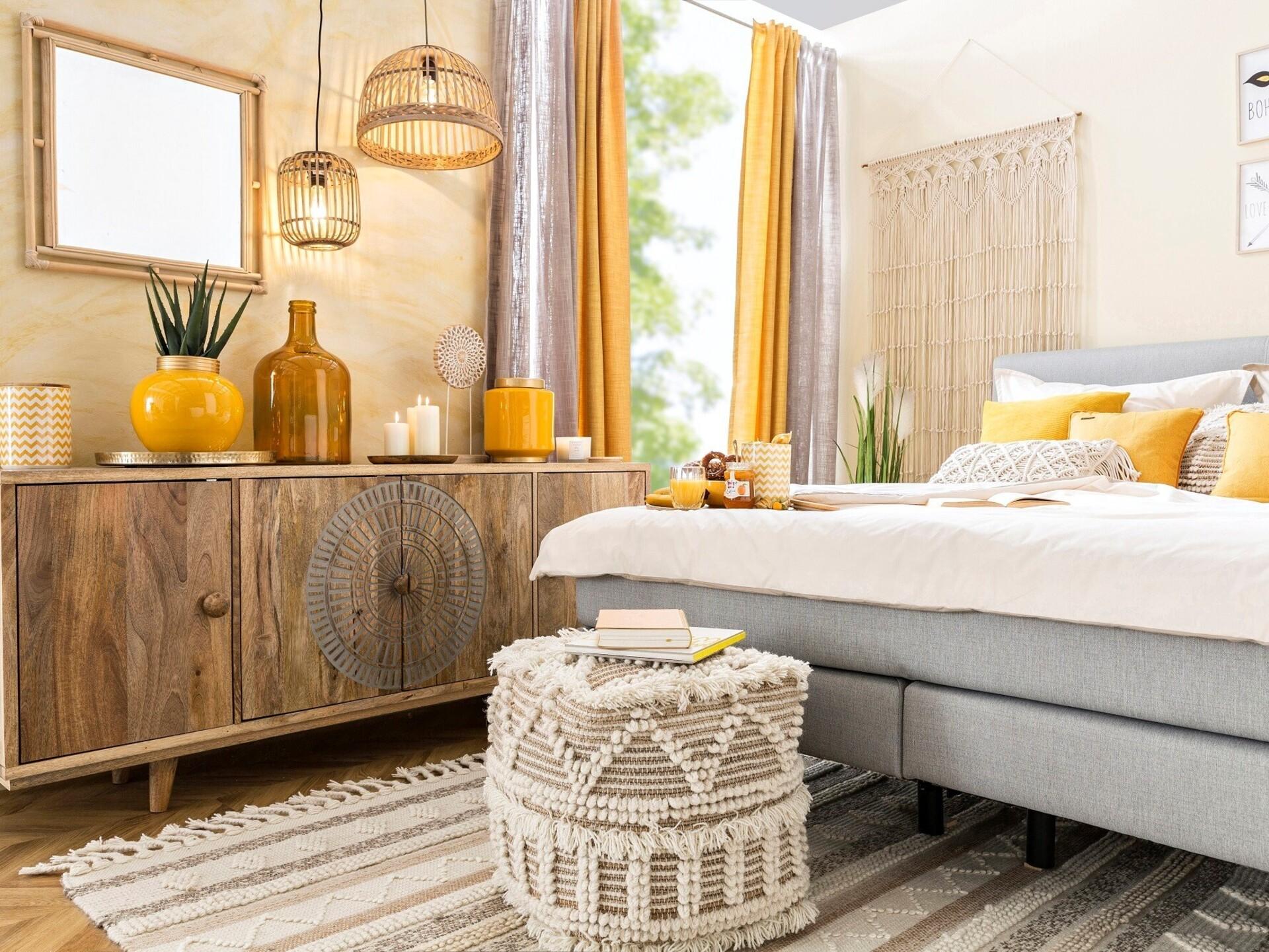 Bohemian Dream – Exotisches Schlafzimmer